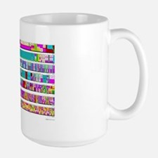 Radio Frequency Spectrum Mug