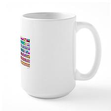 Radio Frequency Spectrum Mug