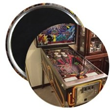 Pinball Machine Magnet