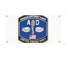 Aviation Machinist's Mate - NEC Banner