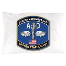 Aviation Machinist's Mate - NEC Pillow Case