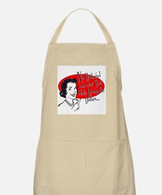 Doing the Dishes BBQ Apron