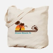 Miami Beach FL Tote Bag
