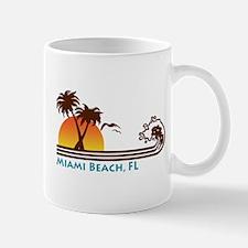 Miami Beach FL Mug