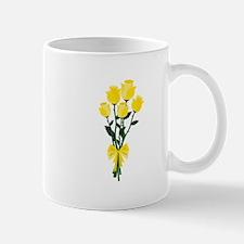 Yellow Roses Mugs