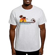 Miami Beach FL T-Shirt