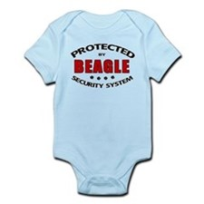 Beagle Security Infant Bodysuit