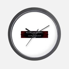PSS Specialty Products Wall Clock
