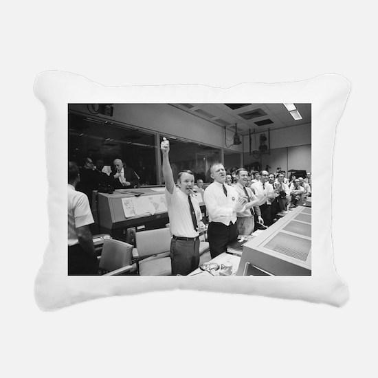 Apollo 13 Rectangular Canvas Pillow