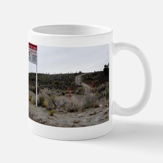 Area 51 Mug