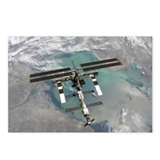 Space Station Postcards (Package of 8)