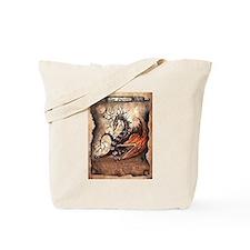 Novo Dragon Tote Bag