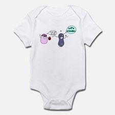 Let's Streak! Infant Bodysuit