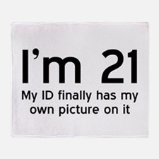 Im 21, My ID Finally Has My Own Picture on It Thro