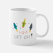 LIFT OFF! Mugs
