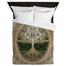 Peaceful Retreat Queen Duvet