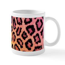 Colorful Leopard Mug