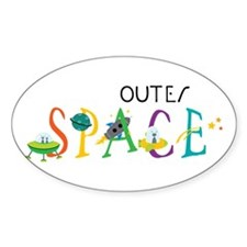 Outer Space Decal