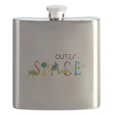 Outer Space Flask