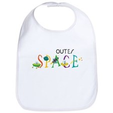 Outer Space Bib