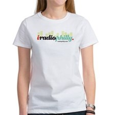 iradiophilly black T-Shirt