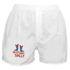 Mustang Sally Boxer Shorts