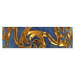Faberge's Jewels - Blue Sticker (Bumper 50 pk)