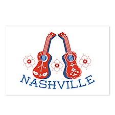 Nashville Postcards (Package of 8)