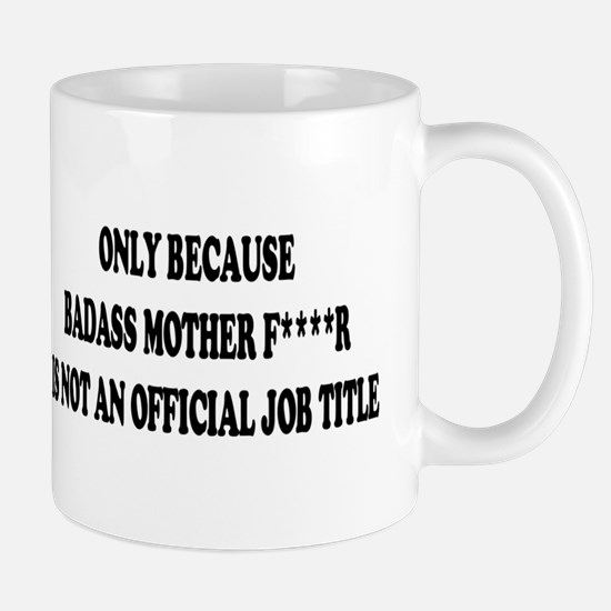 Badass CO Mug