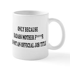 Badass CO Small Mug