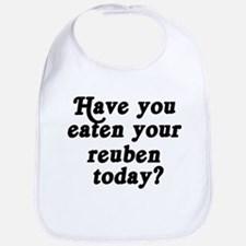 reuben today Bib
