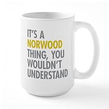 Norwood Bronx NY Thing Mug