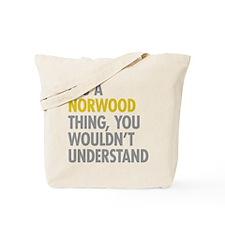 Norwood Bronx NY Thing Tote Bag
