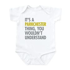 Parkchester Bronx NY Thing Infant Bodysuit