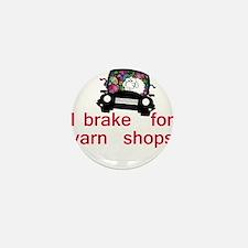 Brake for yarn shops Mini Button