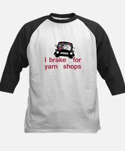 Brake for yarn shops Tee