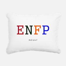 ENFP.jpg Rectangular Canvas Pillow