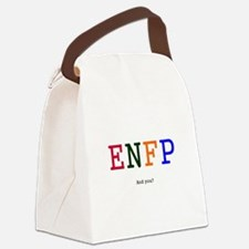 ENFP.jpg Canvas Lunch Bag