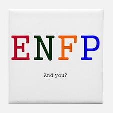 ENFP.jpg Tile Coaster
