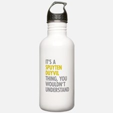 Spuyten Duyvil Thing Water Bottle