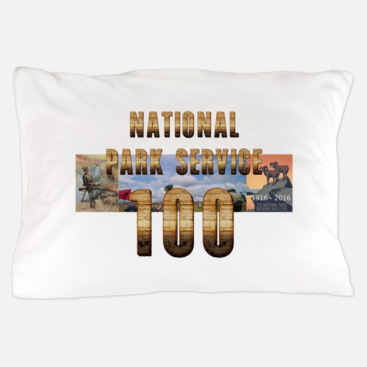 ABH NPS 100th Anniversary Pillow Case