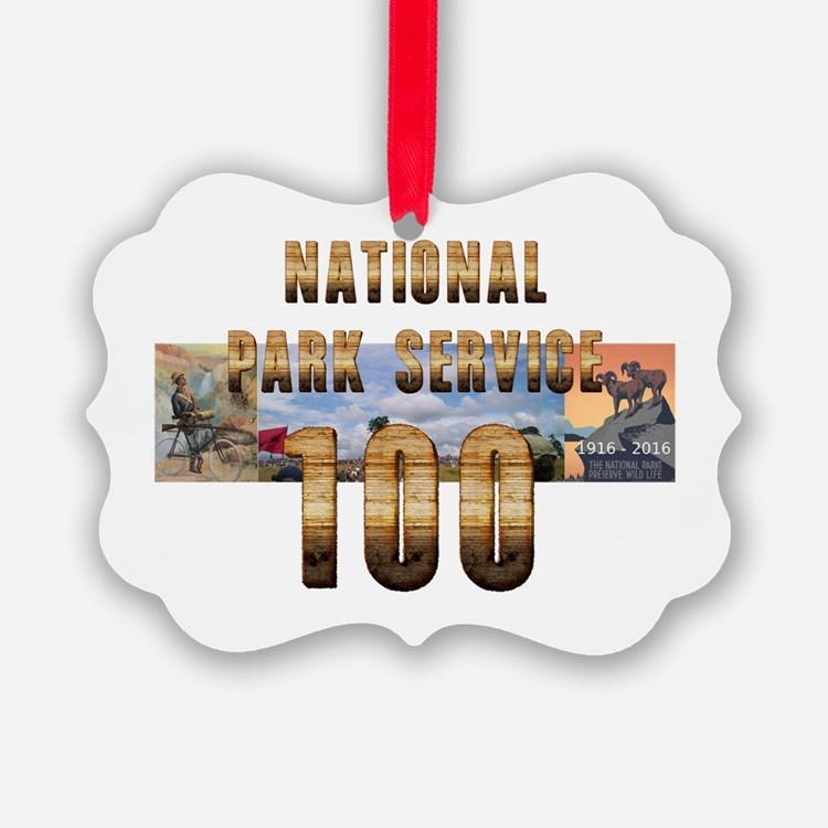 ABH NPS 100th Anniversary Ornament