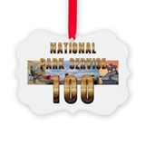 National park Picture Frame Ornaments