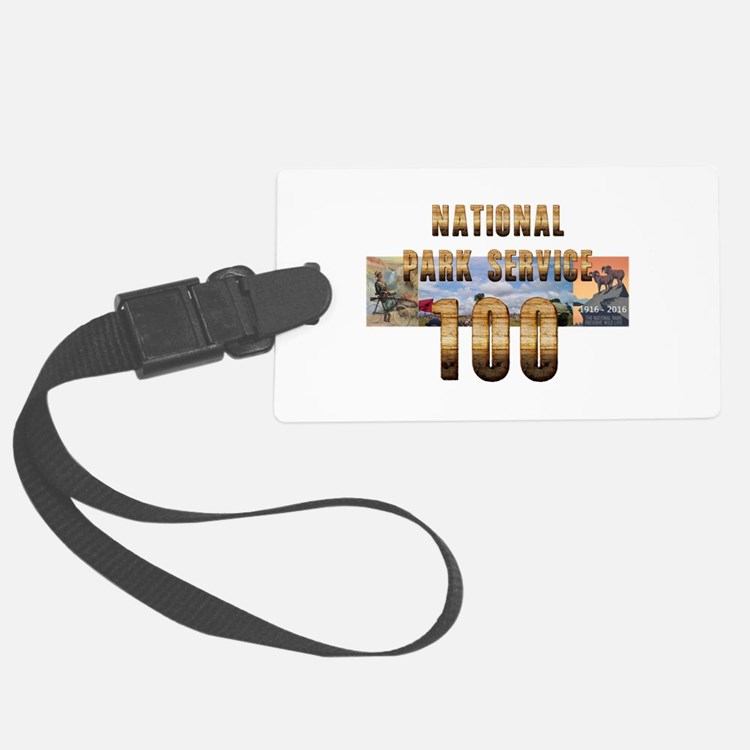ABH NPS 100th Anniversary Luggage Tag