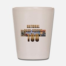 ABH NPS 100th Anniversary Shot Glass
