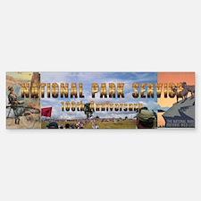 ABH NPS 100th Anniversary Bumper Bumper Sticker