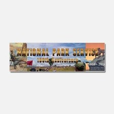 ABH NPS 100th Anniversary Car Magnet 10 x 3