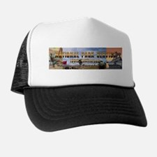 ABH NPS 100th Anniversary Trucker Hat
