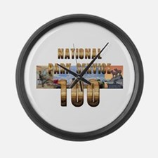 ABH NPS 100th Anniversary Large Wall Clock
