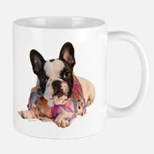 FrenchBulldogPupPied Mugs